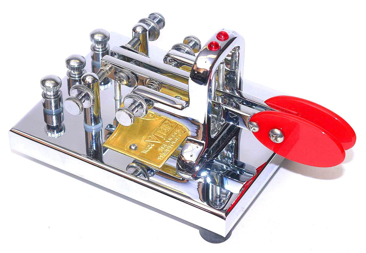 Manipulador CW Morse Telegrafia