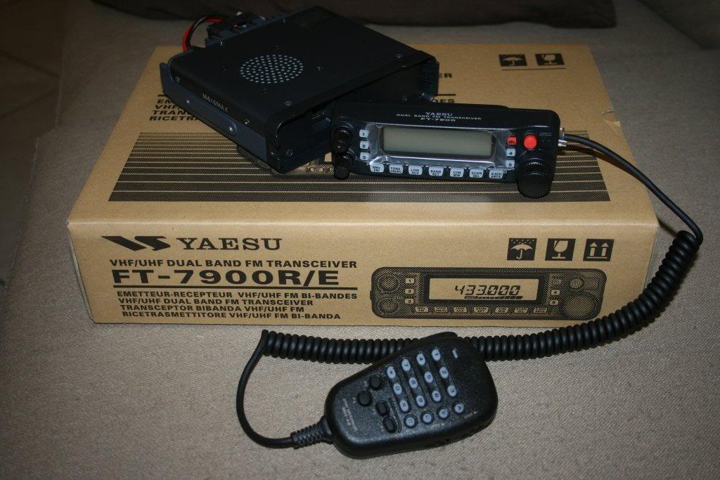 Software de radio aficionado Yaesu