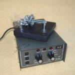 Manipulador CW MAC Oscilador radio telegrafia codigo morse propagação aberta 02