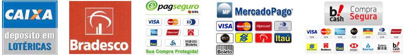 aceitamos pagamentos diversos loja propagação aberta